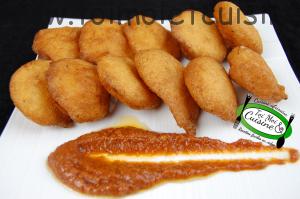 Acra (beignet de haricots)