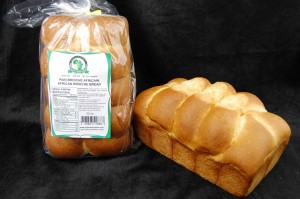 pain brioché africain
