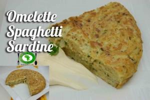 omelette spaghetti