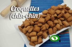 Croquettes de farine