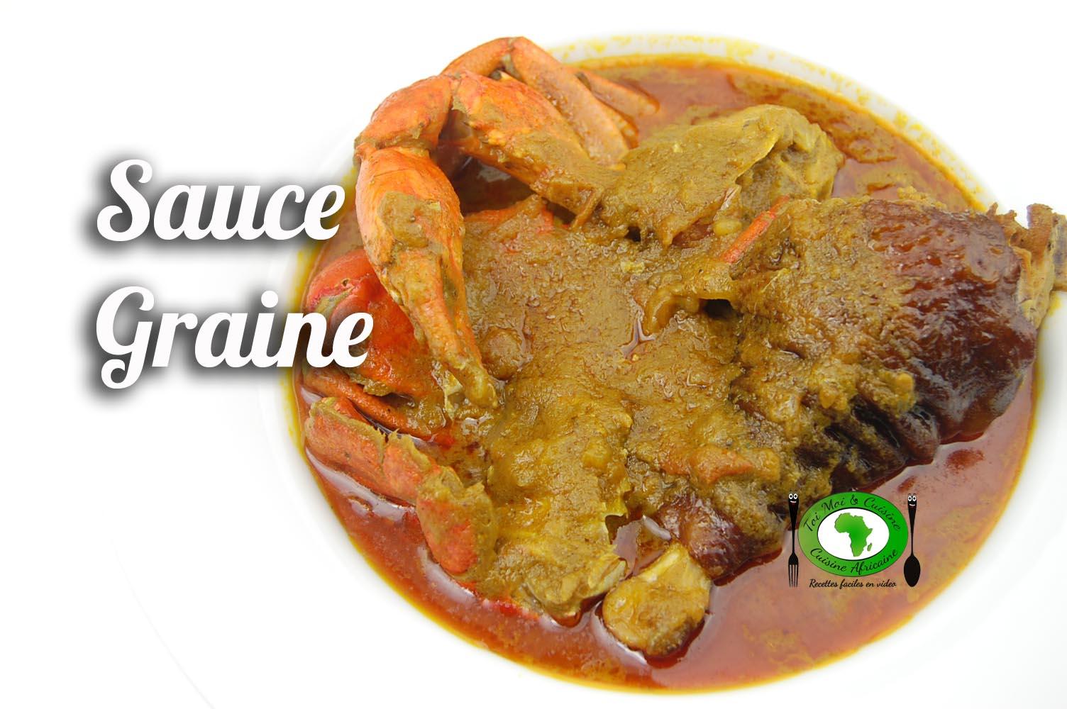 Sauce graine c te d 39 ivoire tchop afrik 39 a cuisine for Africaine cuisine